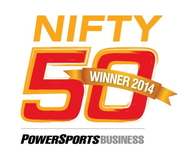 2014 Nifty 50 Winner Logo