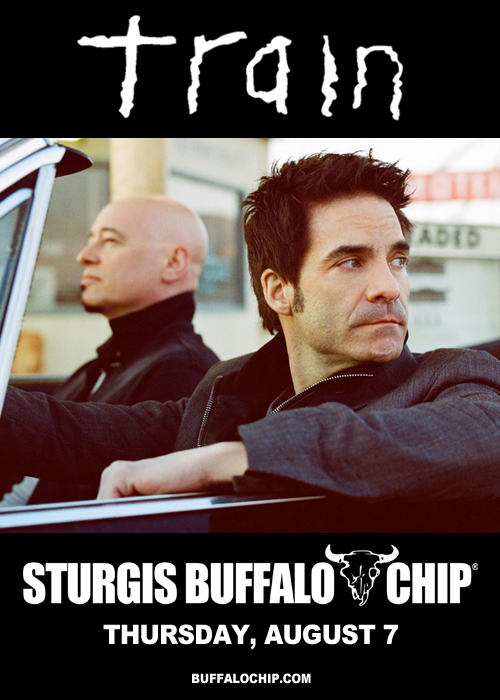 Train Rolls Into 2014 Sturgis Buffalo Chip® Music Festival