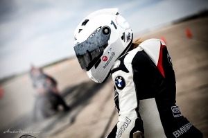 Valerie Thompson, 5-time land speed record holder & World's fastest BMW motorcycle racer to make appearance in Las Vegas April 19