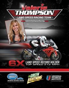Valerie Thompson Appearance