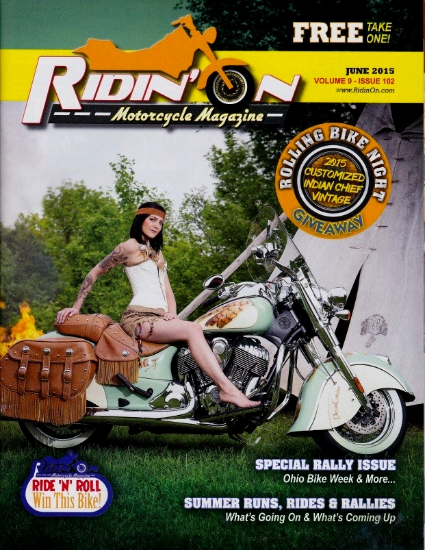 RidinOn June 2015